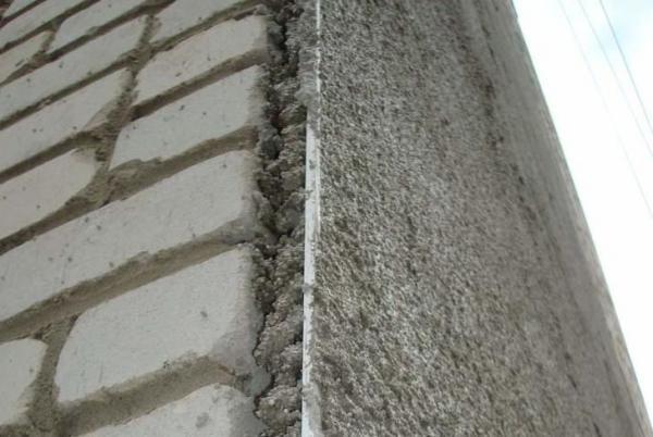 Штукатурка стен и их теплоизоляция