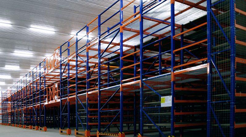 Продажа складских стеллажей