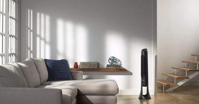 Красивые вентиляторы для оригинального интерьера