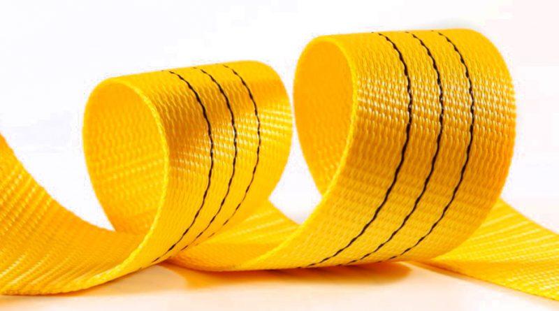 Текстильные ленты для строп, их особенности, преимущества и меры предосторожности