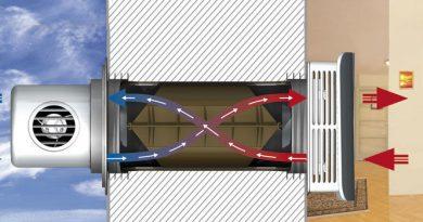 Рекуператор воздуха для квартиры: особенности эксплуатации