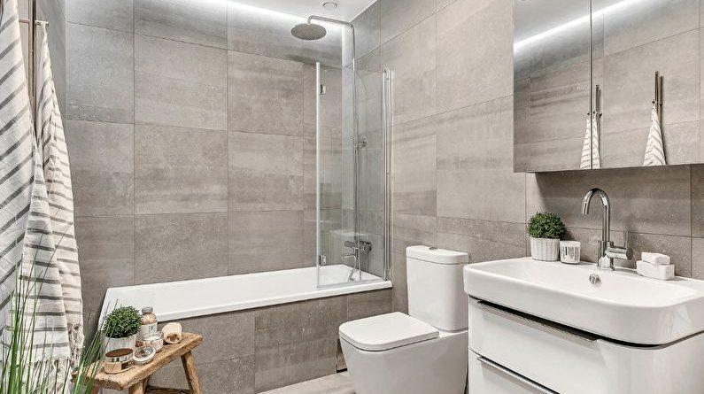 6 способов сделать модную ванную комнату