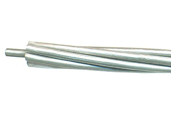 Провод сталеалюминиевый АС для воздушных электрических сетей.