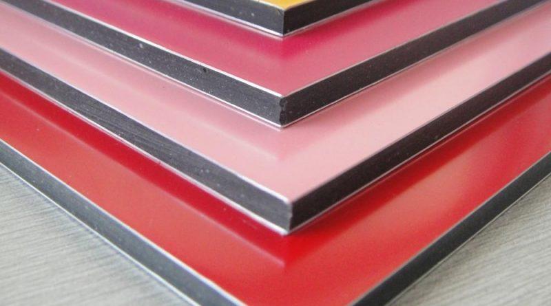 Композитные алюминиевые панели: свойства фасадного материала